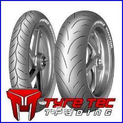 120/70-17 & 180/55-17 Dunlop QUALIFIER D209 MOTO MORINI CORSARO 1200 AVIO Tyres