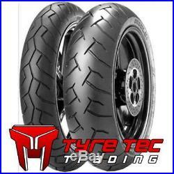 120/70-17 & 180/55-17 Pirelli DIABLO SPORT MOTO MORINI CORSARO AVIO Tyres PAIR