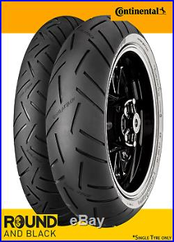 120/70 R17 Continental ContiSport Attack 3 Front Motorcycle Tyre