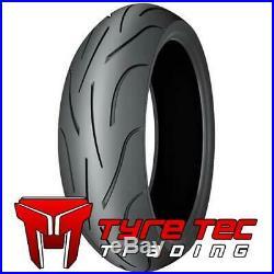 180/55-17 73W Michelin Pilot Power 2CT MOTO MORINI CORSARO 1200 VELOCE Rear Tyre