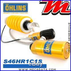 Amortisseur Ohlins MOTO MORINI CORSARO VELOCE (2008) MM 8025 MK7 (S46HR1C1S)