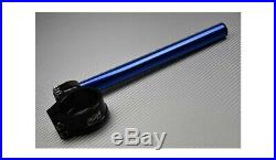 Blaue 360° neigbare Stummellenker 50 mm MOTO MORINI CORSARO VELOCE 2012-2018