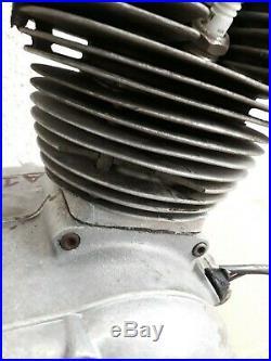 Blocco Motore Moto Morini Corsaro 125 engine
