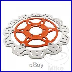 Brake Disc Vee Rotor EBC Orange (VR633ORG)
