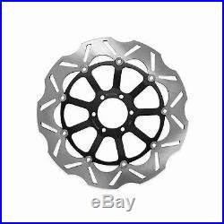 Brake Discs Set Pb001 for Moto Morini Corsaro 1200 -1 2005-2006 Sample Rake Wave