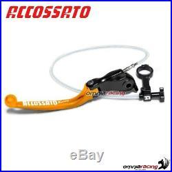 Brake lever remote adjust Accossato org 35mm Moto Morini Corsaro 1200 07 2287