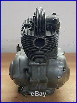 C Moto Morini Corsaro 125 Motore Completo