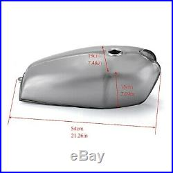Cafe Racer Tank VT5 für Moto Morini Corsaro 1200 schwarz