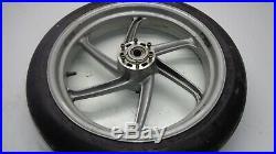 Cerchio Ruota Cerchione Anteriore Disco Moto Morini Corsaro 1200 2005 2009