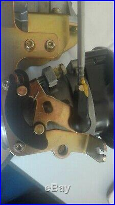 Corpo farfallato completo moto morini corsaro 1200