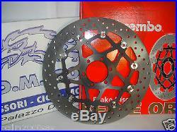 Disco Freno Brembo Flottante Anteriore 78b70 Ducati Monster 900 Dark Ie 2001