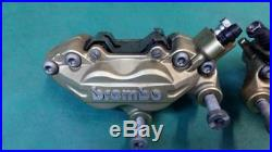 Etrier frein brembo moto morini 1200 corsaro brake caliper braking