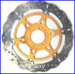 FIT MOTO MORINI Corsaro 1200 0510 EBC Contour Brake Disc Front Right