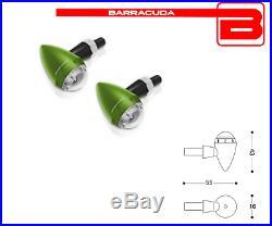 Frecce S-LED 3 BLUX Luci POSIZIONE STOP MOTO MORINI Corsaro 1200 11 1/2
