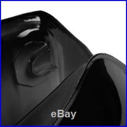 Fuel Tank Cafe Racer VT5 for Vintage Scrambler Retro Motorcycle Conversion black