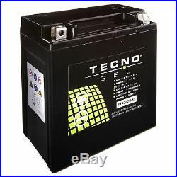 GEL-Batterie YTX20CH-BS für Moto Morini Corsaro 1200 Baujahr 2006-2011 von Tecno