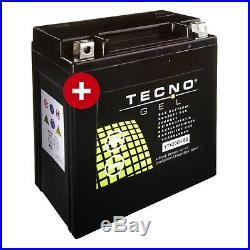 Gel Batterie YTX20CH-BS Moto Morini Corsaro 1200 Avio 2008-2011 von TECNO