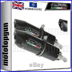 Gpr 2 Exhaust Hom Furore Evo4 Carbon Moto Morini Corsaro 1200 2007 07 2008 08