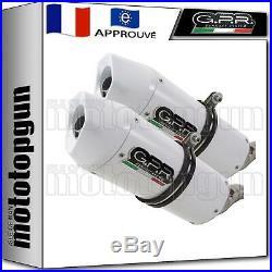 Gpr 2 Pot D Echappement Homologue Albus Ceramic Moto Morini Corsaro 1200 2010 10