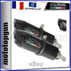 Gpr 2 Pot D'echappement Hom Furore Evo4 Carbon Moto Morini Corsaro 1200 2005 05