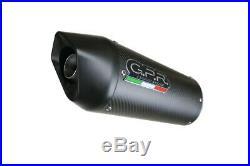 Gpr Compatibile Moto Morini Corsaro 1200 2005/11 Omologati Furore Carbon