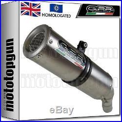 Gpr Exhaust Homologated M3 Inox Moto Morini Corsaro 1200 2005 05 2006 06 2007 07