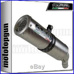 Gpr Exhaust Homologated M3 Inox Moto Morini Corsaro 1200 2008 08 2009 09 2010 10