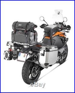 Hecktasche Moto Morini Corsaro Avio 1200 Givi GRT703 40 Liter Packtasche