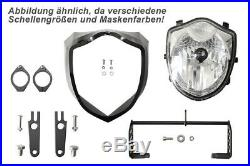 Highsider BA1 headlight set for 35-37 mm