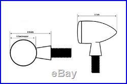 Highsider LED tail light, brake light, turn signal unit APOLLO BULLET