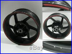 Hinterradfelge Hinterrad-Felge Rad hinten Moto Morini Corsaro 1200 Veloce, 07-12
