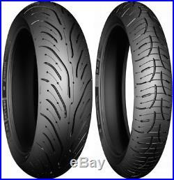 Kawasaki ZZR 1400 2012 Michelin Pilot Road 4 Front Tyre (120/70 ZR17) 58W