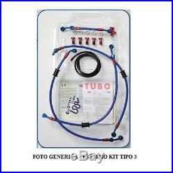 Kit tubi freno FRENTUBO MOTO MORINI CORSARO 1200 2005-2011 tipo 3
