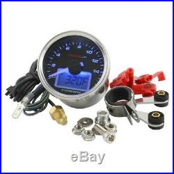 Koso speedometer digital GP for universal motorcycle ATV for scooters