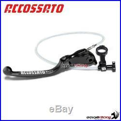 Lever remote adjust Accossato black 35mm Moto Morini Corsaro 1200 07 2199