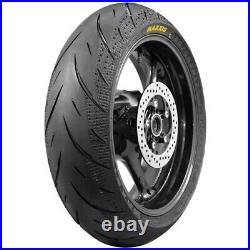 MAXXIS Rear Tyre 180/55 ZR 17 73W for MOTO-MORINI Corsaro Avio 1200cc 2008 T