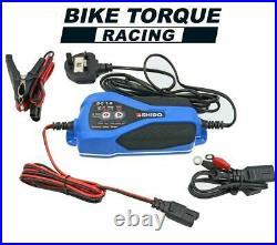 MOTO MORINI 1200 Corsaro Avio 2008-2009 Shido Lithium Battery & Charger