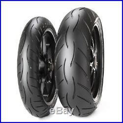 MOTO MORINI Corsaro 1200 Veloce 1200 2006 Sportec M5 Interact Tyre Pairs