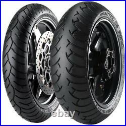 MOTO MORINI Corsaro Avio 2008 Metzeler Roadtec Z6 Tyres 120/70ZR17 180/55ZR17