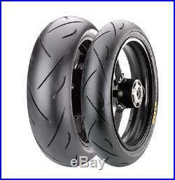 Maxxis Sport Tyre 120/70ZR17 & 180/55ZR17 MOTO MORINI CORSARO 1200 06-14