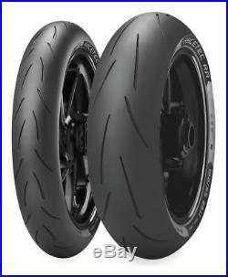 Metzeler Racetec RR K3 120/70-ZR17 58W Front Motorcycle Tyre