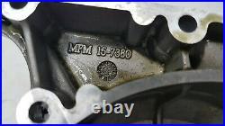 Mfm 15-7380 Carter Coperchio Statore Moto Morini Corsaro 1200 Veloce 2006 2016