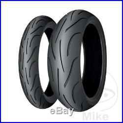 Michelin PILOT POWER 180/55 ZR17 73(W) Rear Tyre Ducati 848 848 Evo Dark 2011
