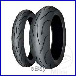 Michelin PILOT POWER 180/55 ZR17 73(W) Rear Tyre Yamaha YZF-R6 600 2011