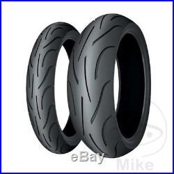 Michelin PILOT POWER 2CT 180/55 ZR17 73(W) Rear Tyre Yamaha XJR 1300 2001