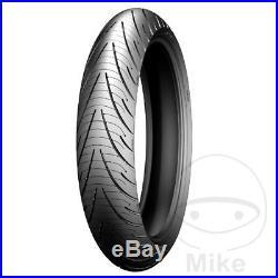 Michelin PILOT ROAD 3 120/70 ZR17 58(W) Front Tyre Honda CBR 600 F 2011