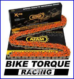 Moto Morini 1200 Corsaro 08-10 AFAM Performance 110 Link Orange Chain