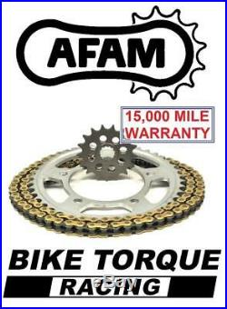 Moto Morini 1200 Corsaro 08-10 AFAM Recommended Chain And Sprocket Kit