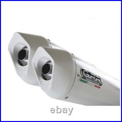 Moto Morini Corsaro 1200 05/11 Silencer Albus Ceramic Silencers By Gpr Silencer
