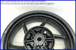 Moto Morini Corsaro 1200 (1) Veloce 09' Brembo Marchesini Rear wheel Felge hinte